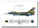 """第8飛行隊 F-2A """"13-8558"""" 60th Anniversary (A4サイズ Prints)"""
