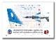 "T-4 ブルーインパルス 6番機 ""36-5697"" Tail-Top (A2サイズ Prints)"