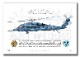 "UH-60J� 浜松救難隊 ""50th Anniversary"" ""78-4603"" (A2サイズ Prints)"