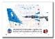"T-4 ブルーインパルス 5番機 ""16-5663"" Tail-Top (A2サイズ Prints)"