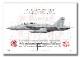 """F/A-18F スーパーホーネット VFA-102 """"ダイヤモンドバックス"""" #102  Showbird """"166917"""" (A4)"""
