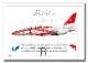 """T-4 第13飛行教育団 ASHIYA 2017 """"96-5777""""  (A4サイズ Prints)"""