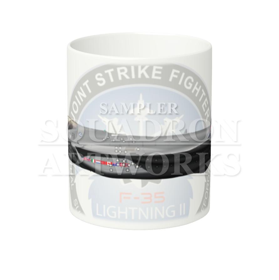 """マグカップ F-35A Lightning� """"AF-01"""""""