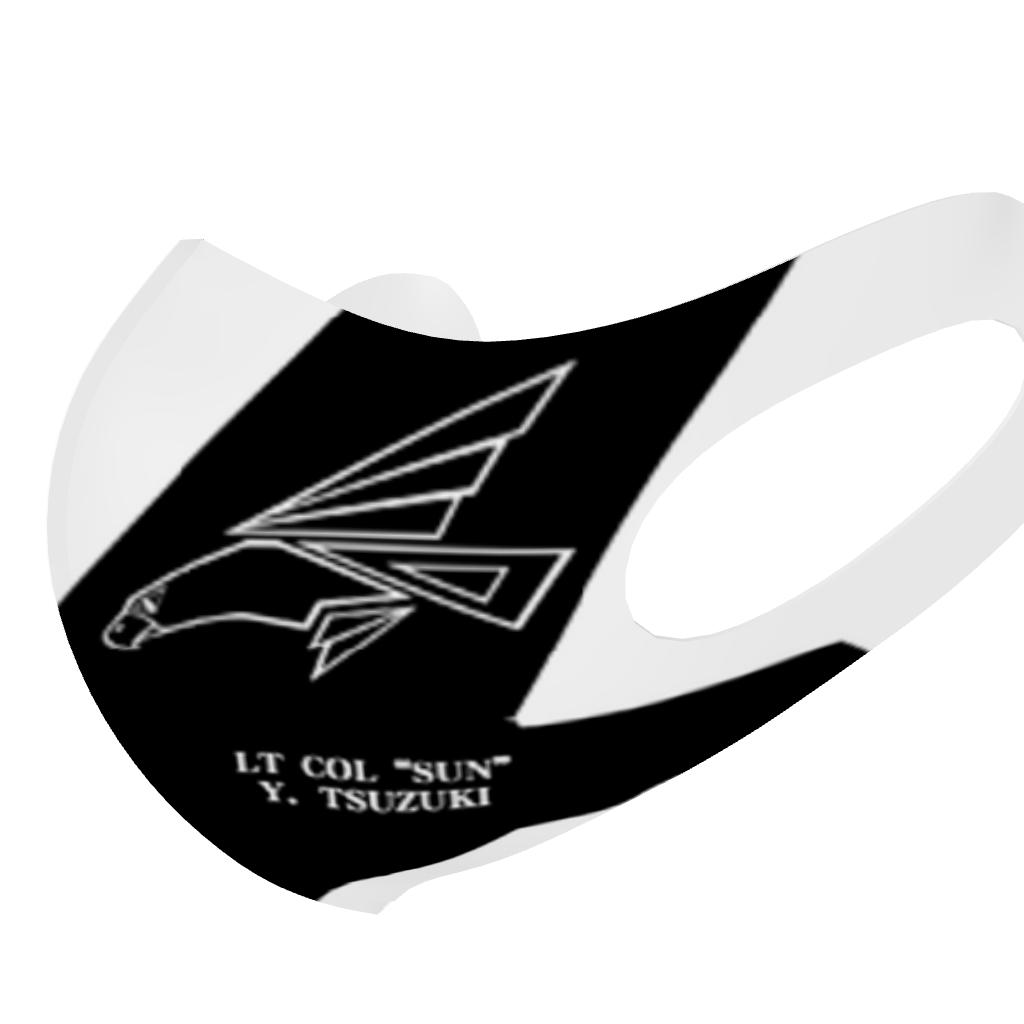 マスク F-35A 第302飛行隊
