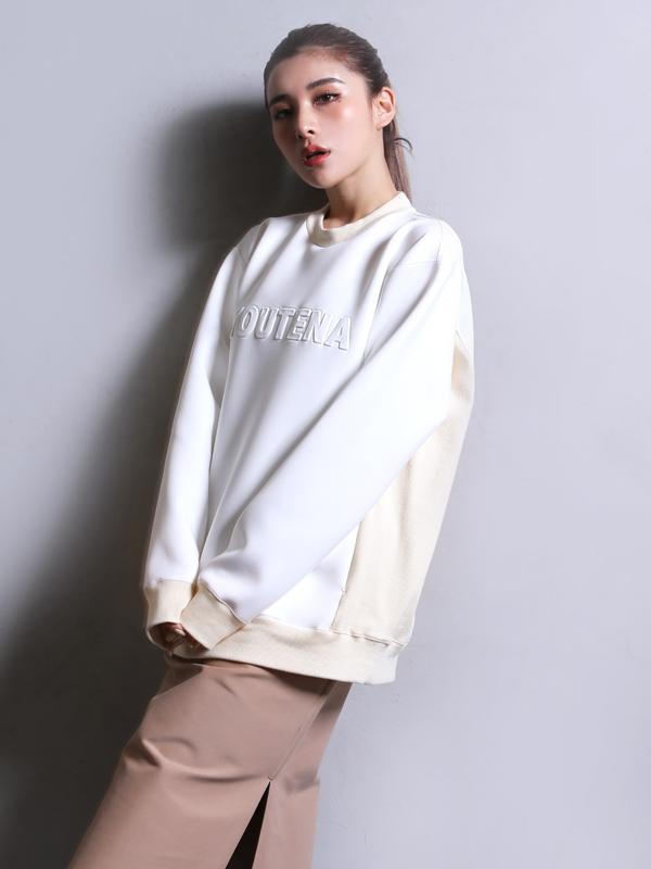 【即納】【Unisex】 YOUTENA logo  Sweatshirt