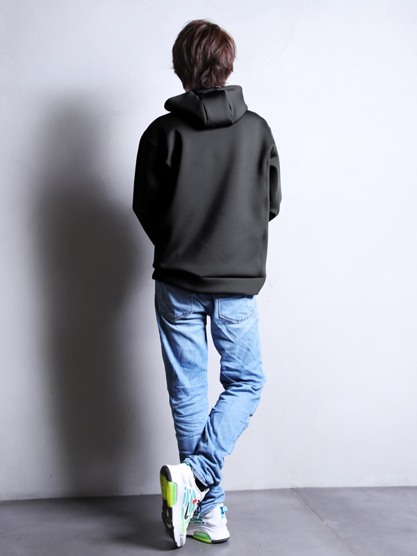 【即納】【Unisex】 YOUTENA logo  Hoodie
