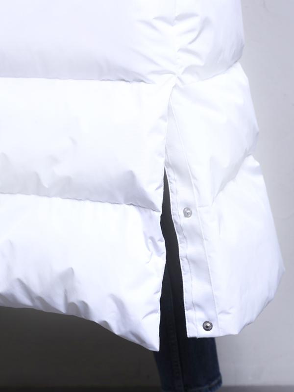 【即納】Emblem Long Downjacket