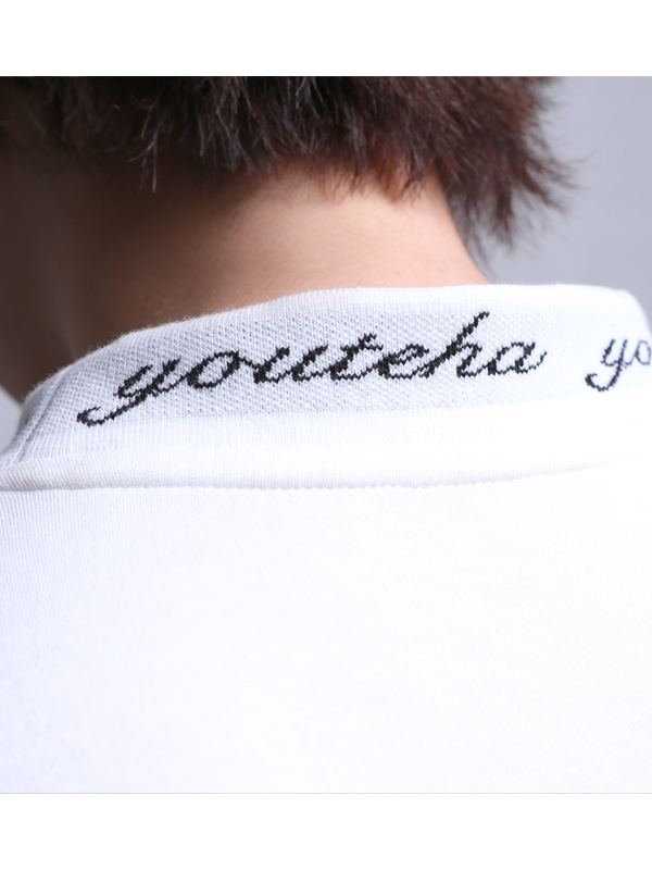 【即納】Youtena logo line long tee