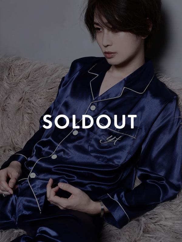 【即納】Luxury satin  fabric Roomwear(Mens)