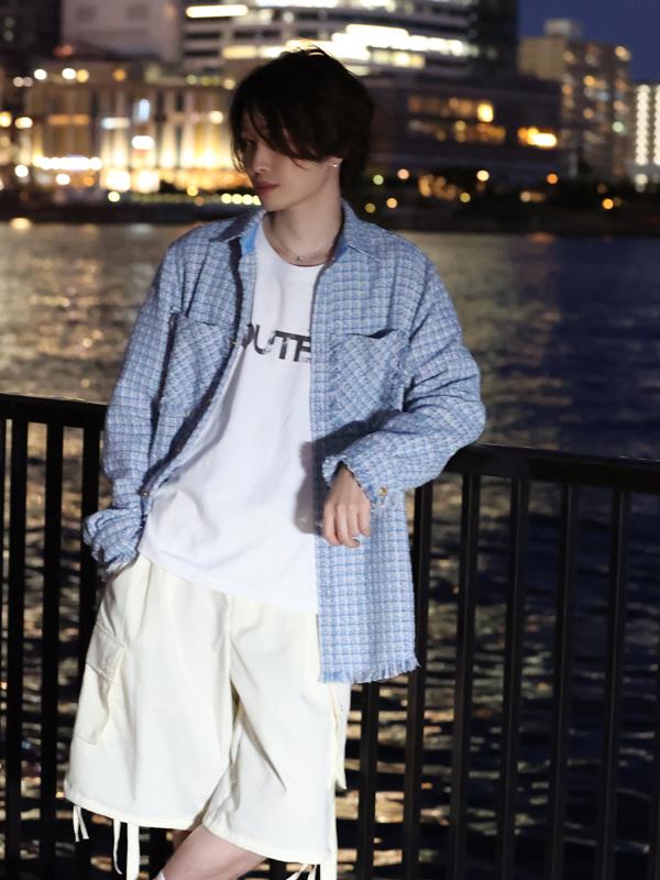 【9月下旬から順次発送予定】YOUTENA x KARUMA photo tee
