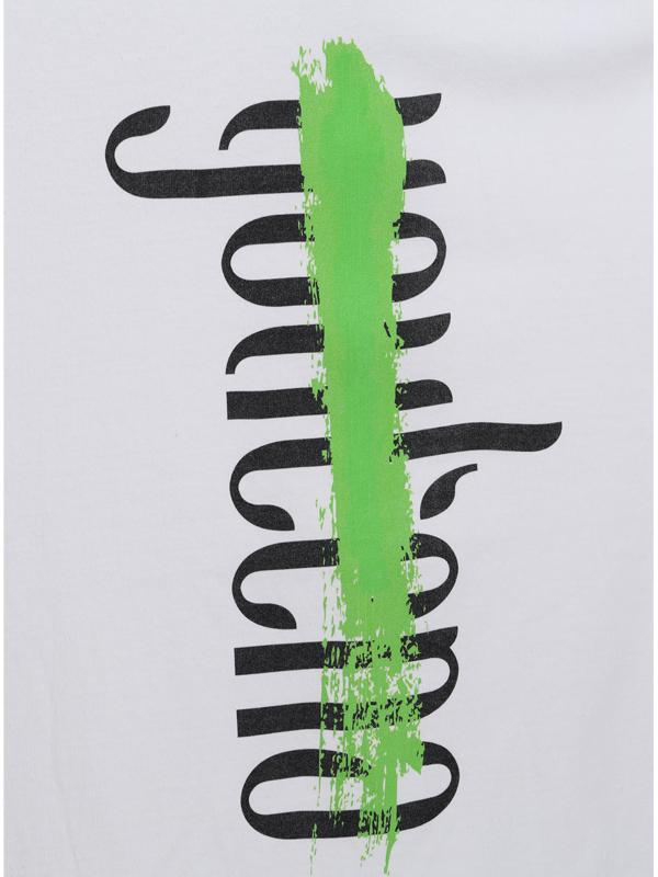 【9月下旬から順次発送予定】Logo brush stroke tee