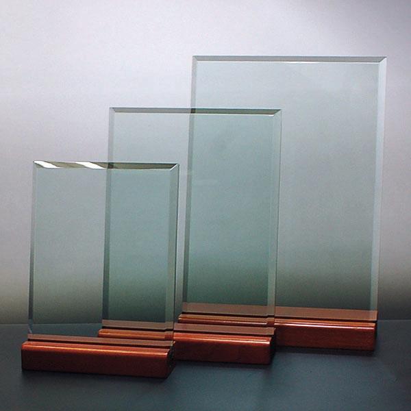 ソーダガラス楯 DSP-2 カラー印刷