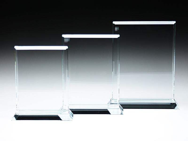 ホワイトガラス楯 PS-7