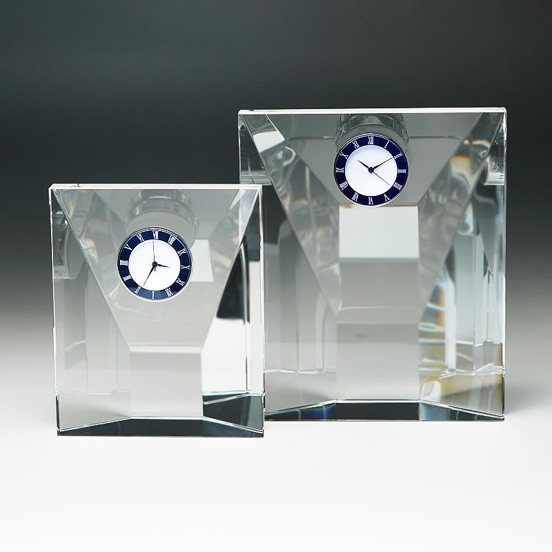 クリスタル時計 DT-22大 カラー印刷