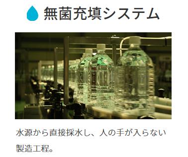 【7年保存水】純天然アルカリイオン水 2L×6本