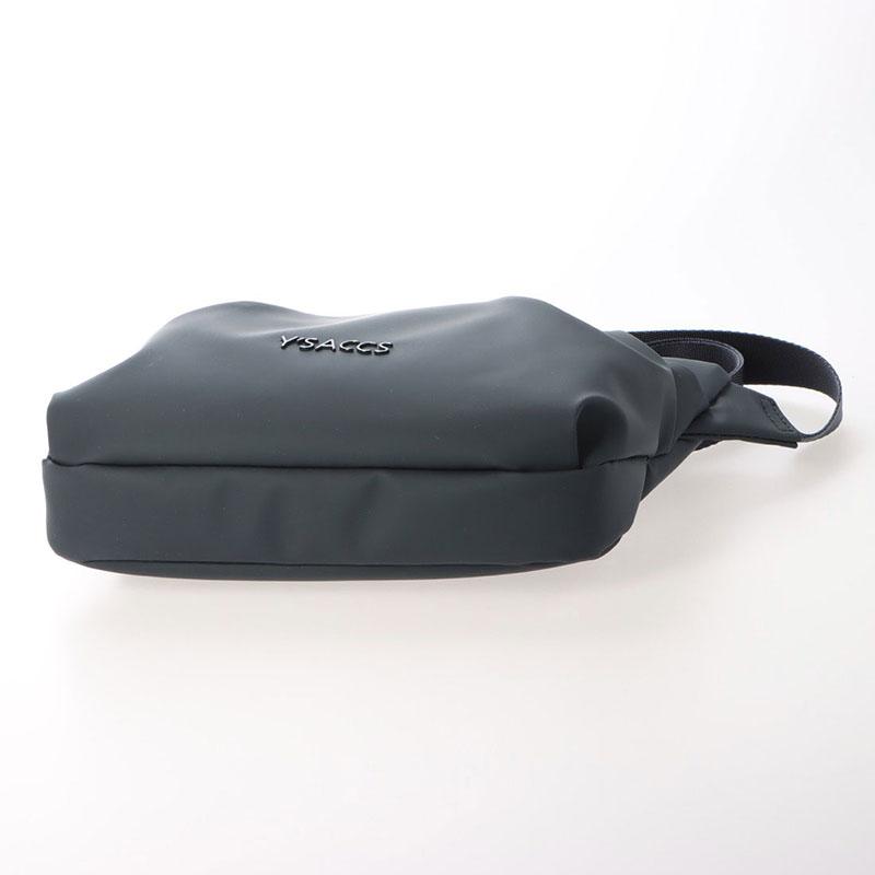 ポリウレタン×カウレザー タックショルダー Sサイズ