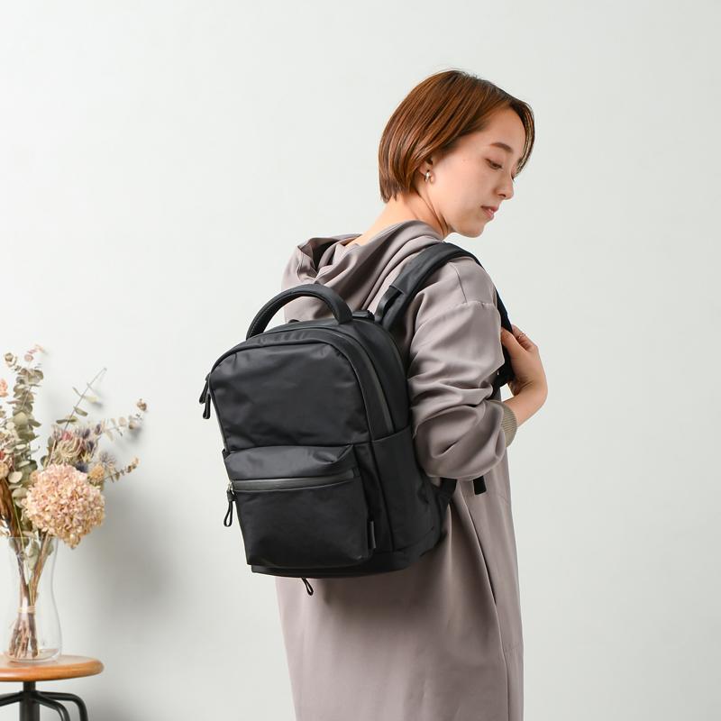 WELLBA フロントポケットリュックサック【人間工学グッドプラクティス賞受賞】