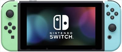 【本体】 Nintendo Switch あつまれ どうぶつの森セット