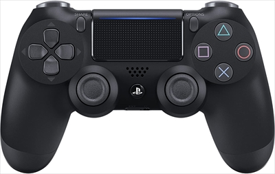 【パーツ】 PS4 デュアルショック4 ジェット・ブラック