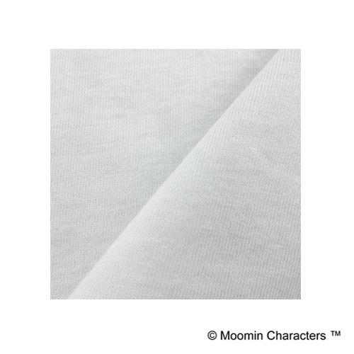 【MOOMIN×a part of me.】天竺コミックタイトルプリント リヴィエラプリント半袖シャツ