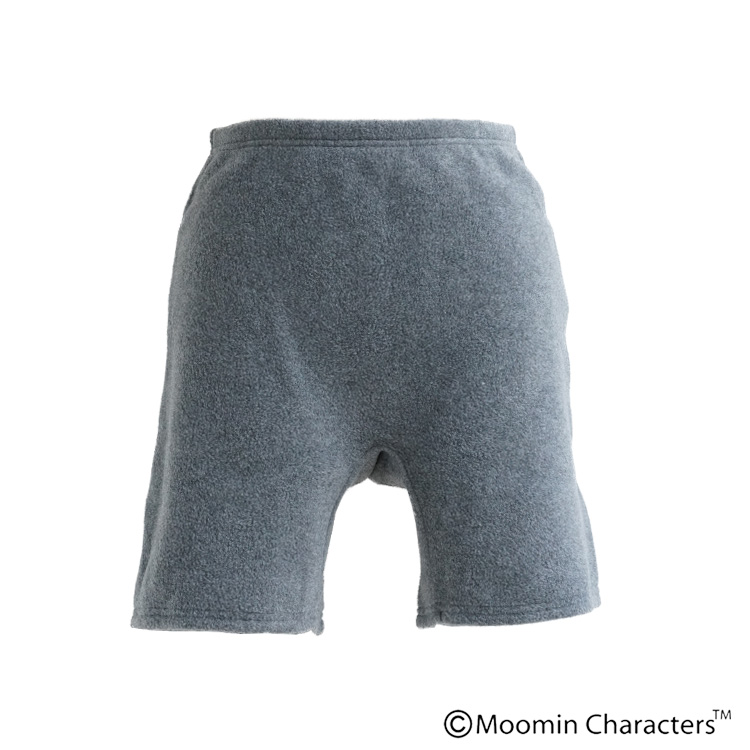 【MOOMIN×a part of me.】フリースリトルミイプリント あったかパンツ