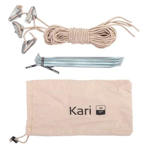 ノルディスク<br>Kari20 カーリ20 コットン タープ