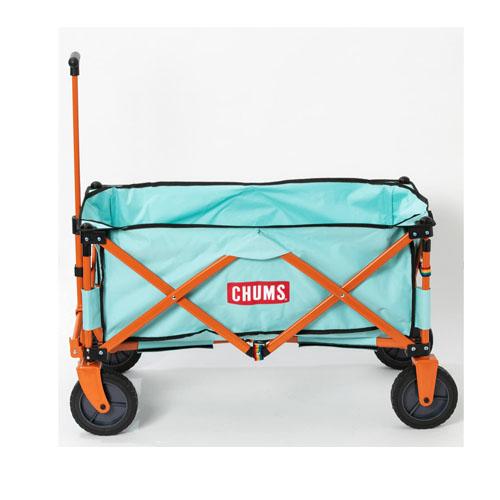 CHUMS チャムス /チャムスハッピーキャンピングフォールディングワゴンCH62-1327