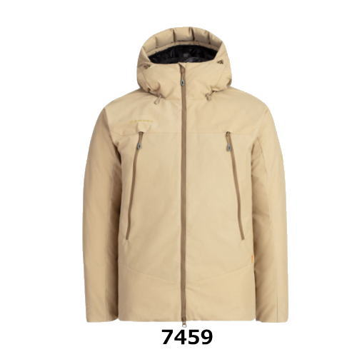 マムート/Crater SO Thermo Hooded Jacket AF Men
