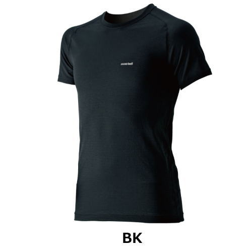 モンベル /ジオライン L.W. Tシャツ Men's 1107484