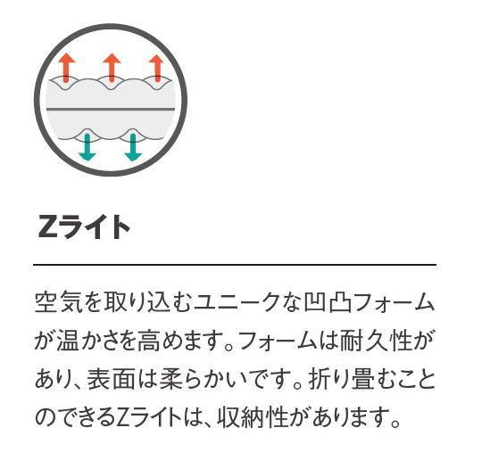 ZライトソルR シルバー/ブルー