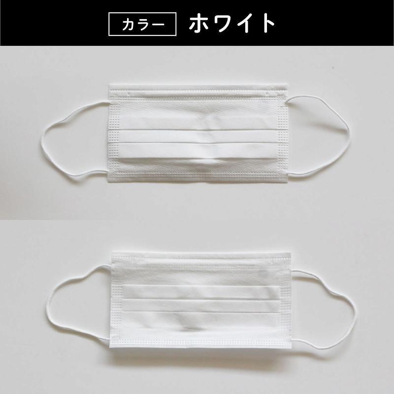 再入荷 即日発送 国内発送 マスク 在庫あり 60枚セット ホワイト 不織布マスク