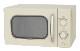 ユアサプライムス レトロ 電子レンジ(西日本 60Hz 専用) 庫内容量 17L タイプ PRE-702B おしゃれ 単機能 ターンテーブル 横開き レトロデザイン レンジ YUASA PRE702B お洒落