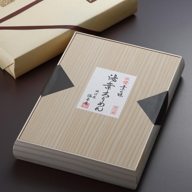 湯葉ちりめん 130g×2(木箱入り)