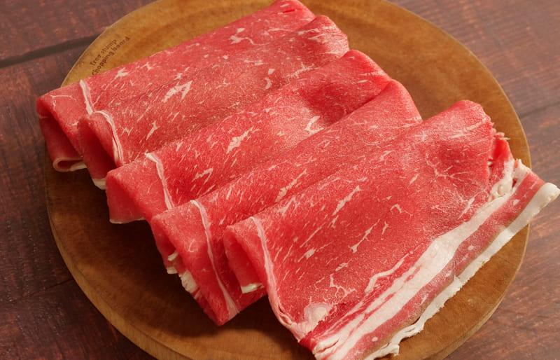 はなが牛ももバラスライス (約200g)