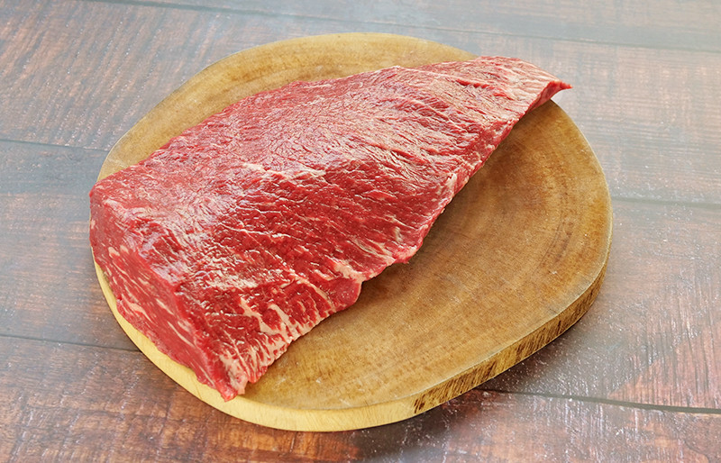 はなが牛イチボステーキ (約200g)