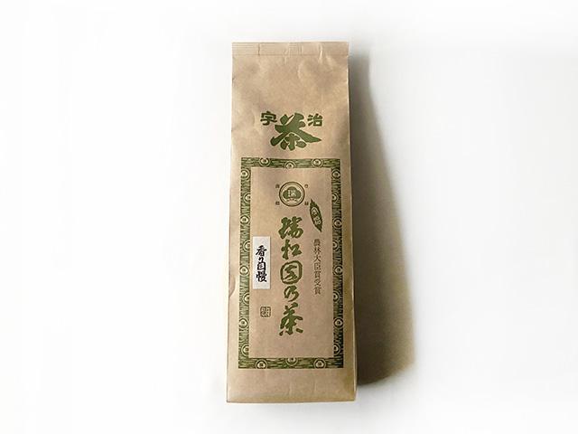 京都瑞松園 香り自慢 【ネコポス配送不可】