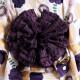 utatane 浴衣3点セット(F)ワンタッチタイプ ワンタッチ 古典柄 レトロ アンティーク系 花柄 きなり系