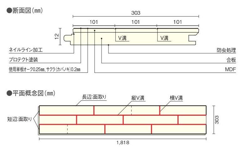 コンビットニューアドバンス101 【床暖房非対応】 FKM377-7-** ウッドワン