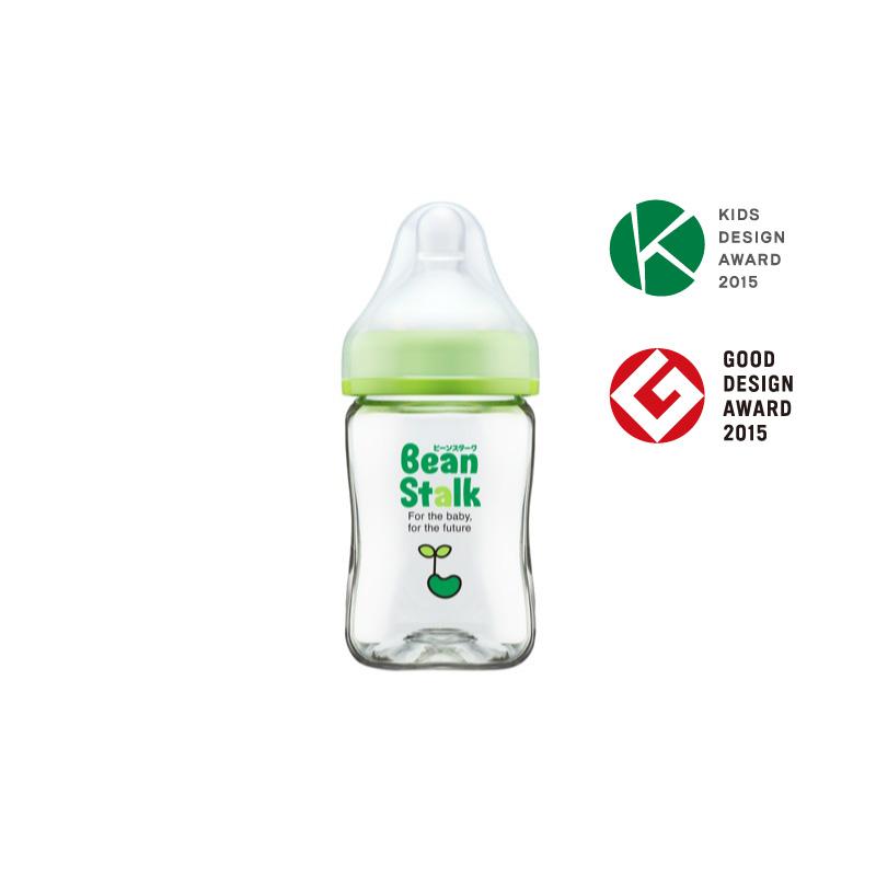 哺乳びん(広口) 赤ちゃん思いトライタンボトル 150ml