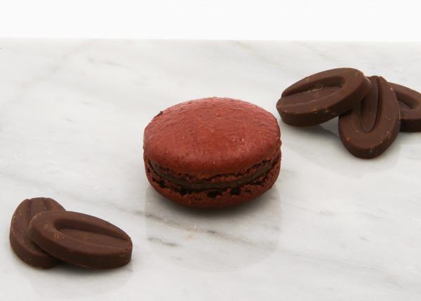 マカロン(10個入)-Chocolat-