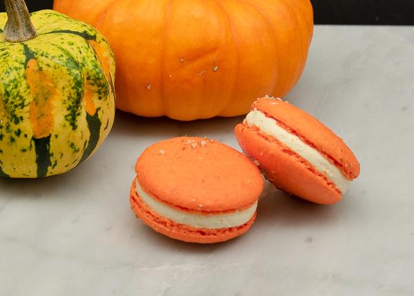 マカロン(3個入)-Macarons, caramels et potirons-
