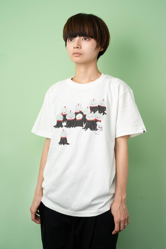【GUSTAVEくん展】Tシャツ コンドウアキ
