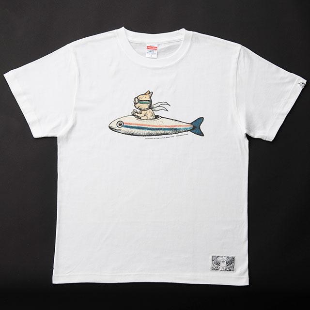 Tシャツ にぼし号