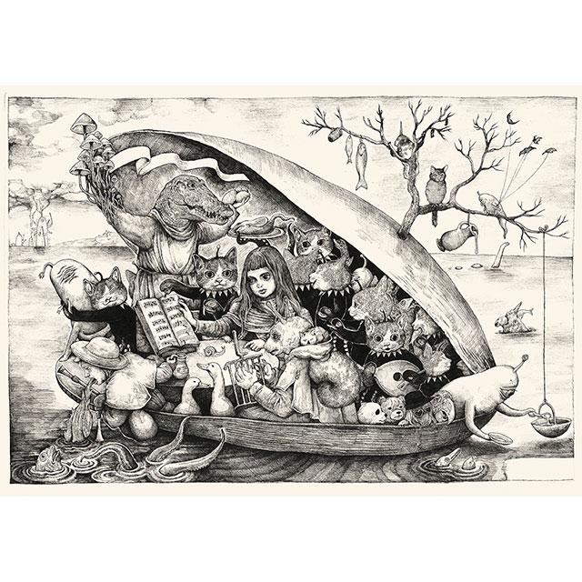 【サイン本】BABEL Higuchi Yuko Artworks