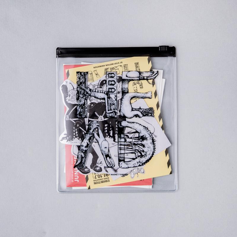 ポストカードセット JUNK HEAD