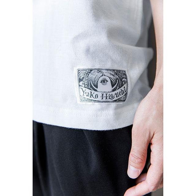 Tシャツ ヒグチユウコ伊藤潤二オマージュ