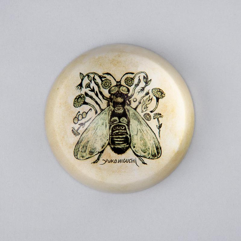 ペーパーウェイト Insect