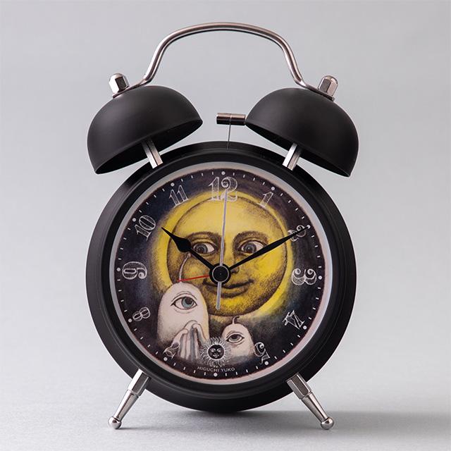 目覚まし時計 おつきさまをみつめるひとつめちゃん