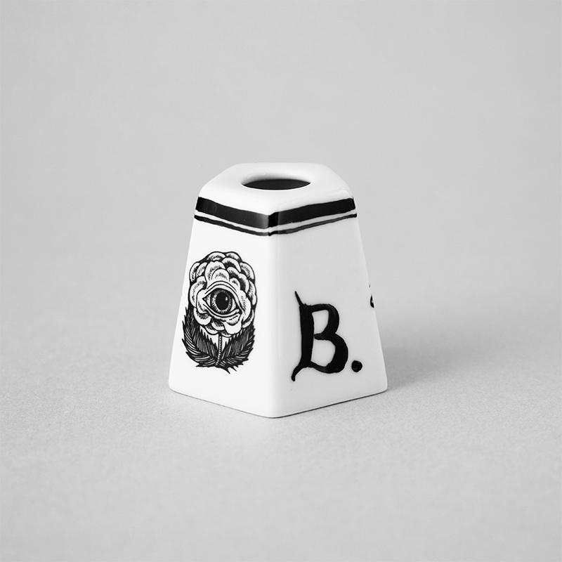 九谷焼 ペンスタンド B