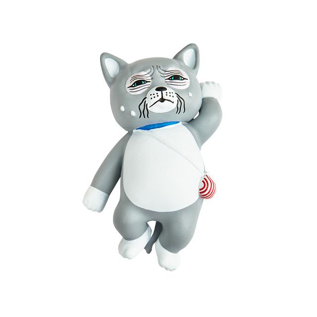 【先行予約】ヒグチユウコ マグネットフィギュア(6個入)